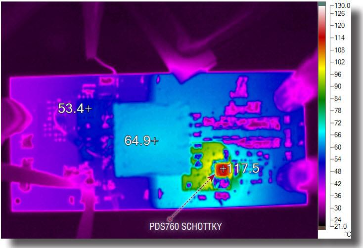 2次側同期整流器ドライバを內蔵した5ピンSOT-23のフライバック・コンバータによる電流供給能力の向上と熱 ...