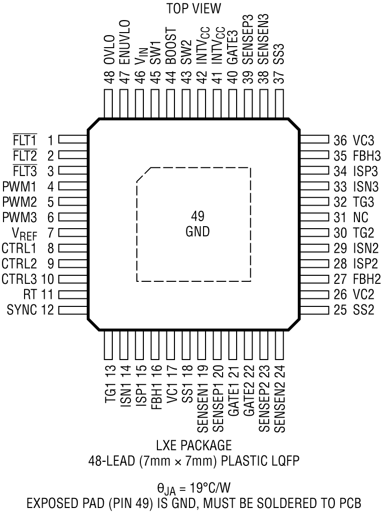 small resolution of lt3797 pin configuration