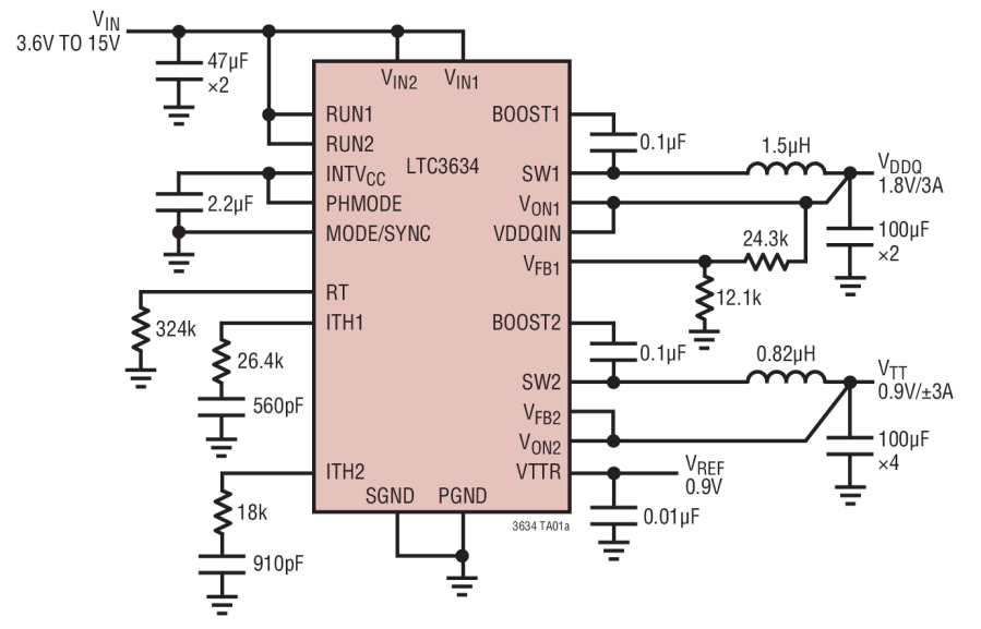 Simple Switching Power Supply Circuit Diagram Top204 15v Switching