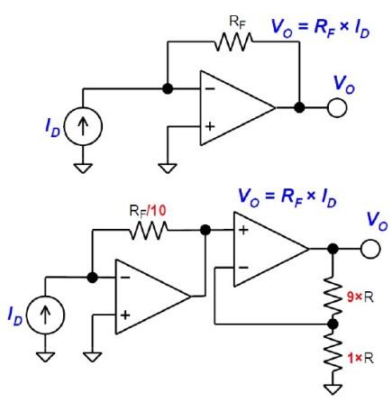 TNJ-065 : フォトダイオード・アンプ(電流電圧変換)の周波數特性を考える(後編)周波數特性の改善方法を ...