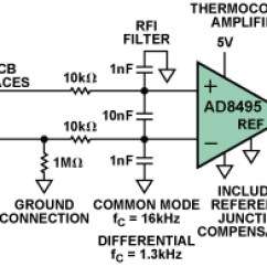 2 Way Intermediate Wiring Diagram Msd Diagrams 6al Two Ways To Measure Temperature Using Thermocouples Feature Figure 6