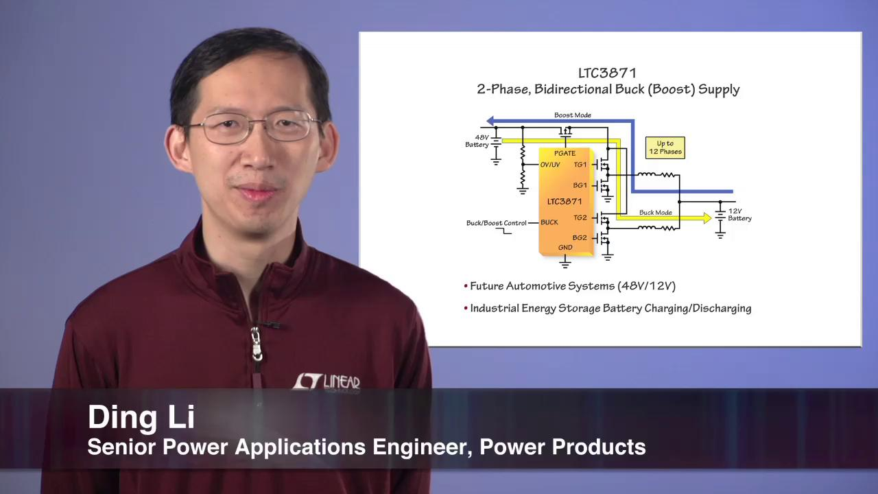 The Advantages Of Designing Multiphase Highpower Buck Converters
