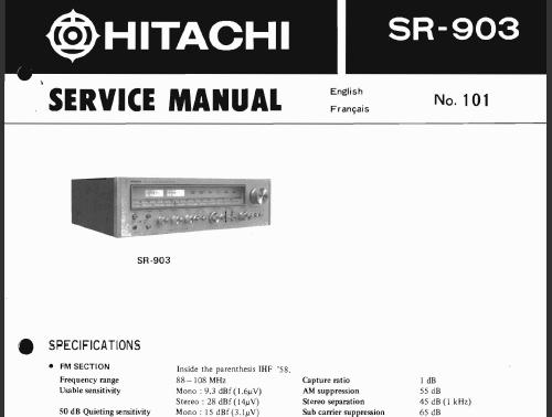 fujitsu ten wiring diagram mitsubishi motor diagrams hitachi sr-903 service manual, analog alley manuals
