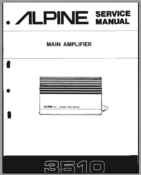 Amp Wiring Diagram Clarion Apx280m 2 Channel Power Amplifier Wiring