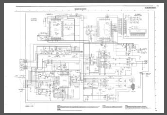 Denon UCD-F10 Schematic Diagram, Analog Alley Manuals