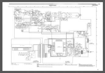 Denon UTU-F10 Schematic Diagram, Analog Alley Manuals
