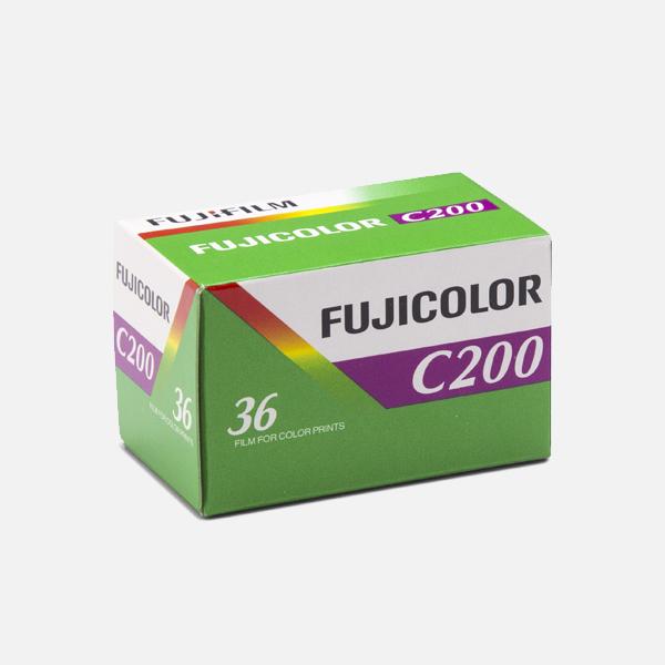 Carrete Fujicolor C200