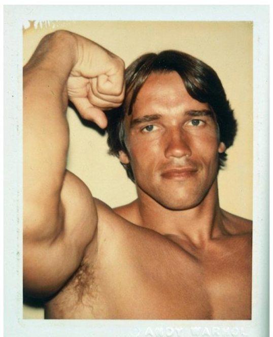 Foto hecha por Andy Warhol