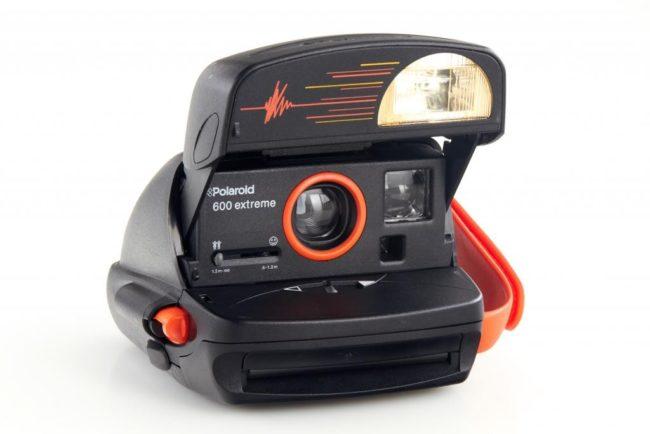 cámara Polaroid Extreme