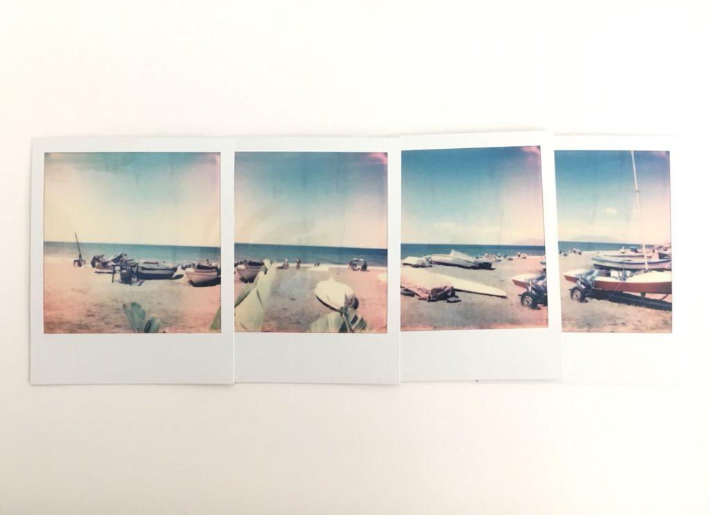 Fotos hechas con una polaroid onestep 2