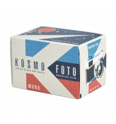 carrete Kosmo Foto Mono