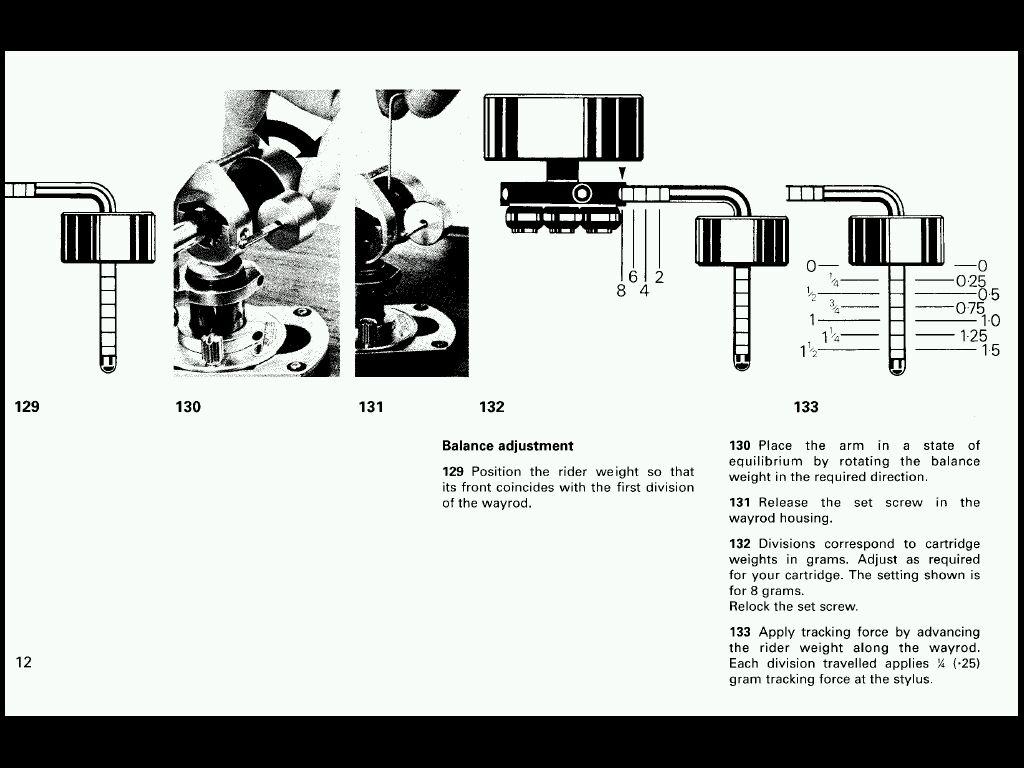 LS3/5a le forum • Réglage Audio Linear TD 4001