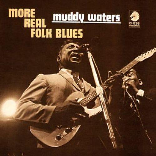 Muddy Waters More Real Folk Blues Vinyl LP