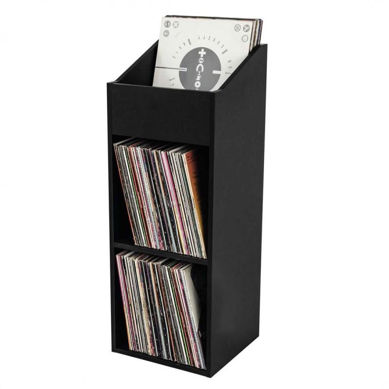 glorious record rack 330 vinyl lp storage