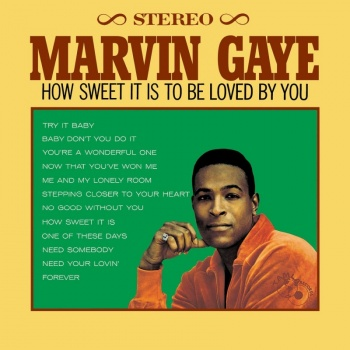 Download Marvin Gaye - How Sweet It Is To Be Loved By You - Vinyl ...