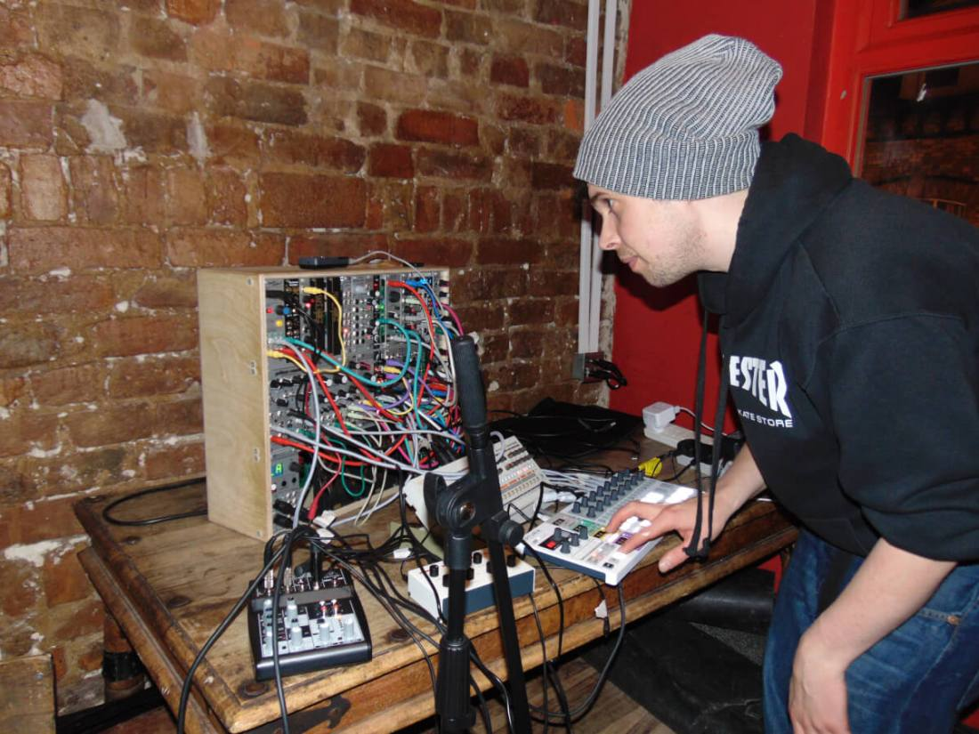 Martin Christie's Music Travels: Talking Modular and Apta with Barry Smethurst