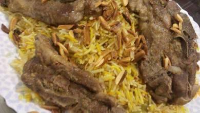 Photo of طريقة عمل المندي لحم