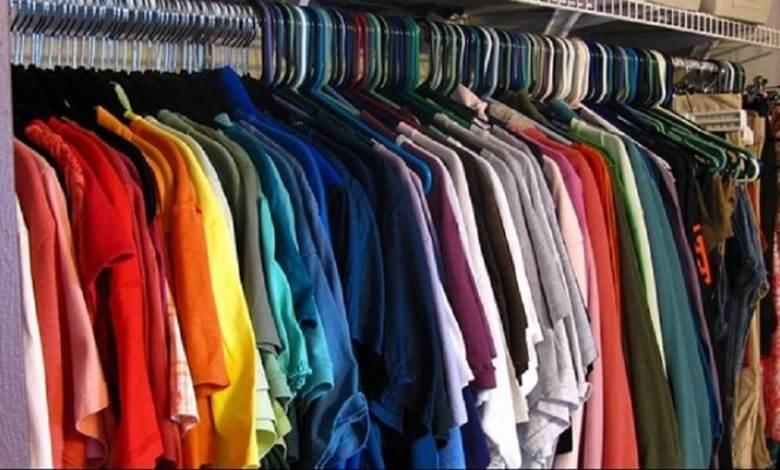 تفسير حلم الملابس الكثيرة