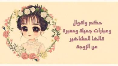 Photo of حكم عن الزوجة