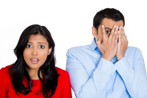 كيفية التعامل مع الزوج الخجول