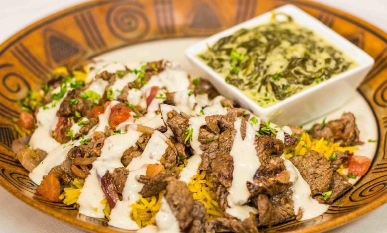 طريقة عمل فتة اللحم السورية