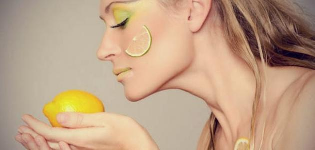 فوائد الليمون للقضاء على حبوب الوجه