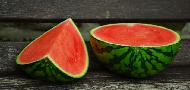 فوائد رجيم البطيخ