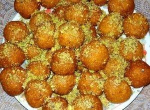 Photo of حلى السميد بالجبنة