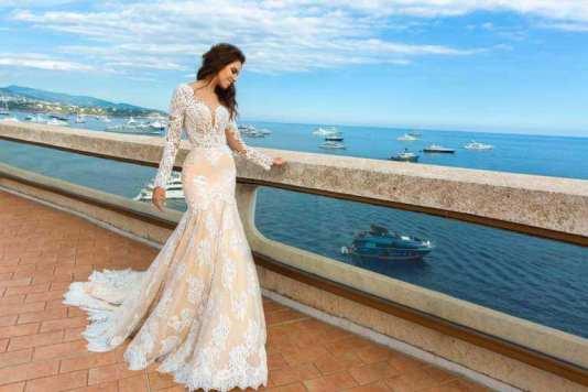 شاهدى أجمل فساتين زفاف للبنات 2020