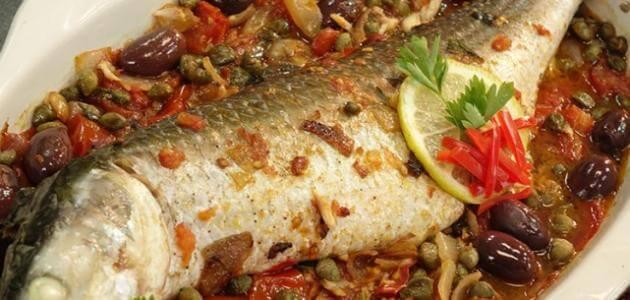 طريقة عمل صينية السمك الحارة