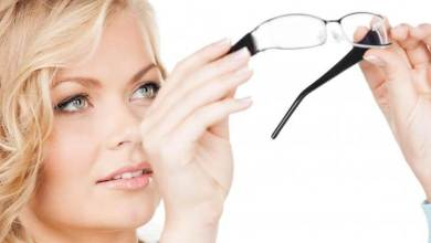 Photo of كيفية استخدام النظارات والعدسات اللاصقة