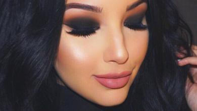 Photo of اجمل مكياج عيون سموكى لاطلالة انيقة
