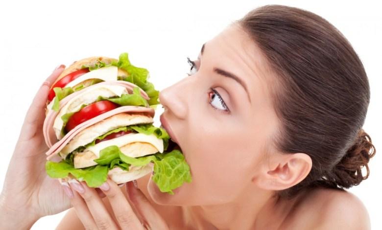 اشهر العادات الغذائية الخاطئة عن انقاص الوزن