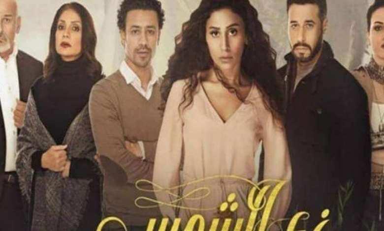 قصة وأحداث مسلسل زي الشمس أحمد داود