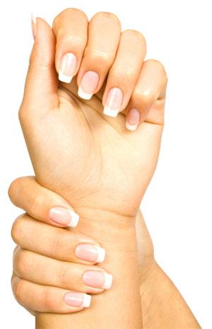 علاج اصفرار الاظافر