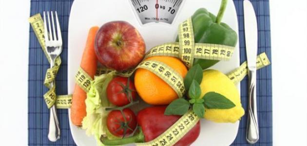 طرق إنقاص الوزن في شهر