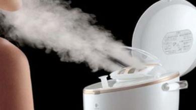 Photo of طريقة عمل حمام بخار للبشرة فى المنزل