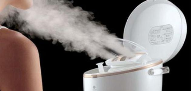 طريقة عمل حمام بخار للبشرة فى المنزل