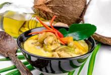 Photo of حساء الكابوريا بحليب جوز الهند