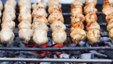 Photo of طريقة عمل كفتة اللحم بالبرغل المشوية