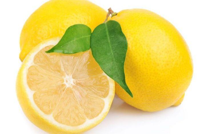 زيت الليمون للعناية بالمنطقه الحساسة