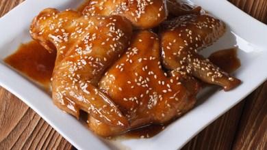 Photo of طريقة عمل أجنحة الدجاج بالعسل