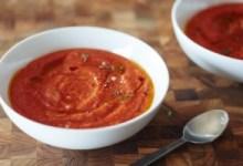 Photo of صوص الطماطم بالثوم