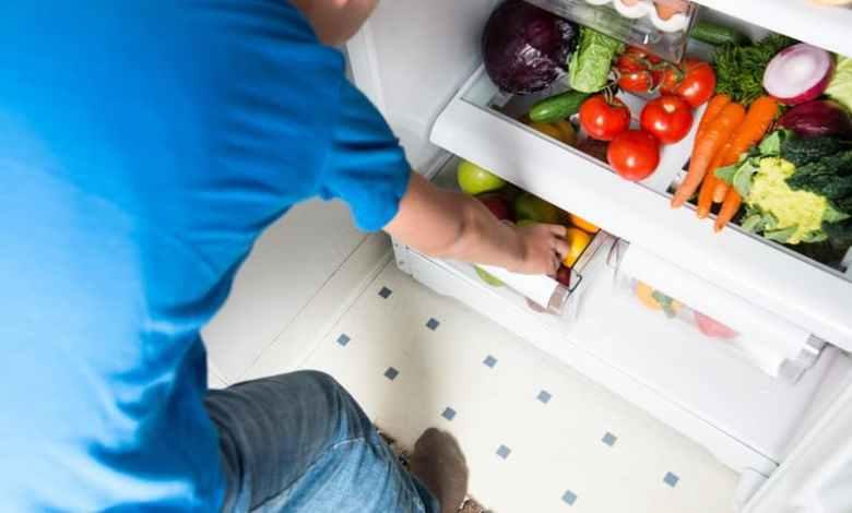 افضل طريقة لترتيب الثلاجة