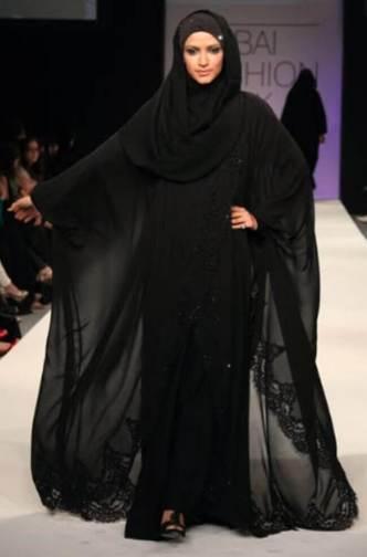 شاهدى أحدث عبايات قطرية بتصاميم عصرية لعام 2020