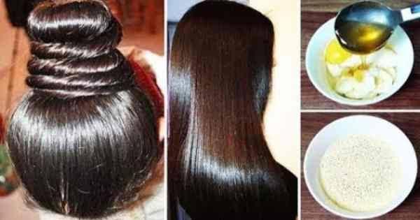 وصفات رائعة لتنعيم الشعر
