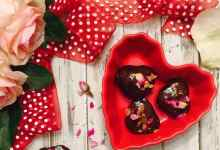 Photo of طريقة عمل مينى كب كيك قلوب الشوكولاته