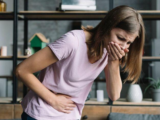 اعراض التهاب فم المعدة المزمن