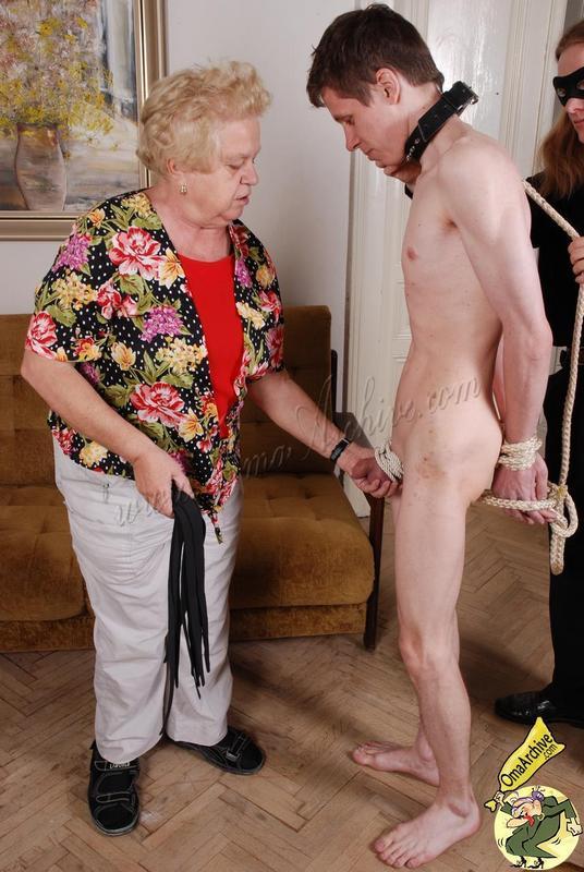 Femdom granny Femdom Porn