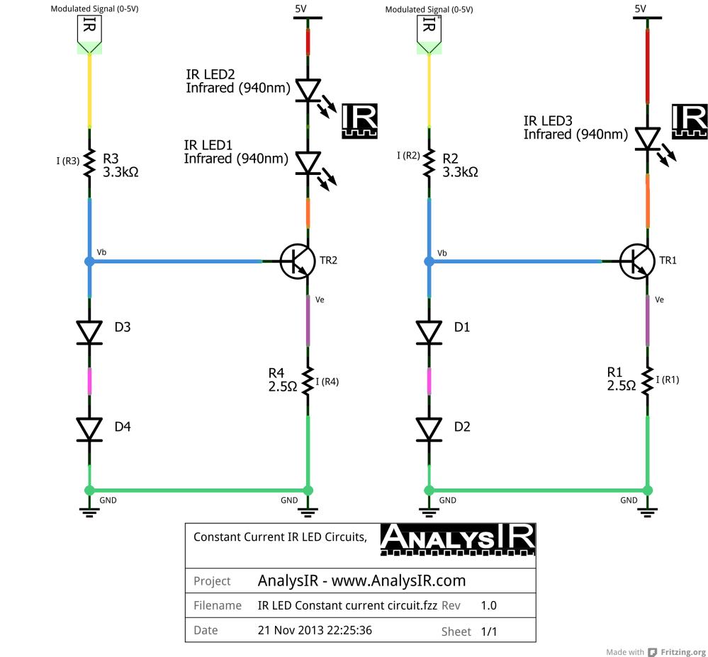 medium resolution of constant current ir led circuit